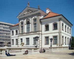 Polsko - Museum F. Chopina ve Varšavě